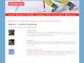 SPORT D'HIVERS : ski