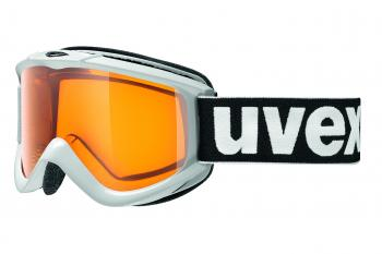 UVEX - Masque fx race white